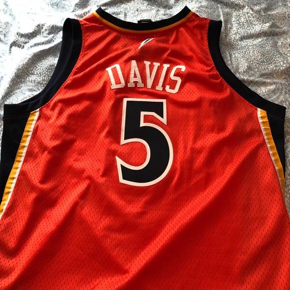 bee79015a adidas Other - Baron Davis warriors jersey